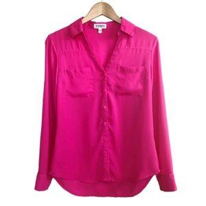 EXPRESS | Slim Fit Portofino Shirt